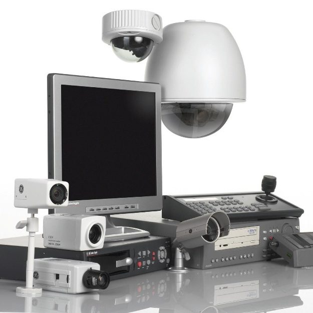 We'll design and install an integrated video surveillance system that meets your exact needs and requirements.